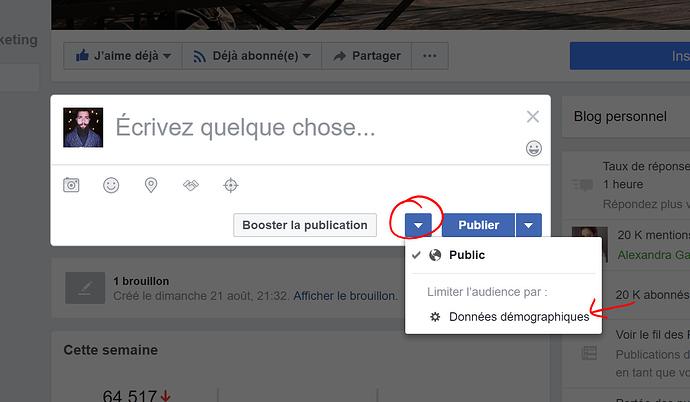 facebook bilingue - quartier g u00e9n u00e9ral